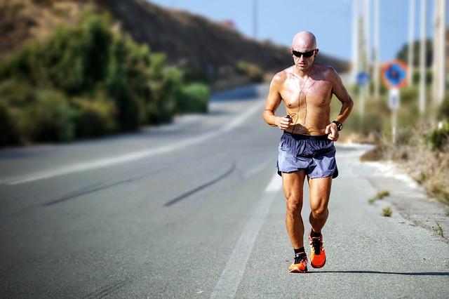 ลดหน้าท้องผู้ชายด้วยการวิ่ง